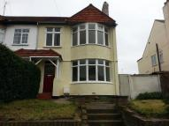 4 bed semi detached property in Valley Road...