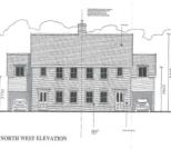 new house in Angel Street, Hadleigh...
