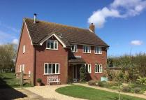 4 bedroom Detached home for sale in Church Road, Battisford...