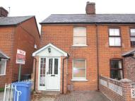 2 bed semi detached home in George Street, Hadleigh...