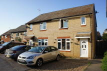semi detached house in Alabaster Close...
