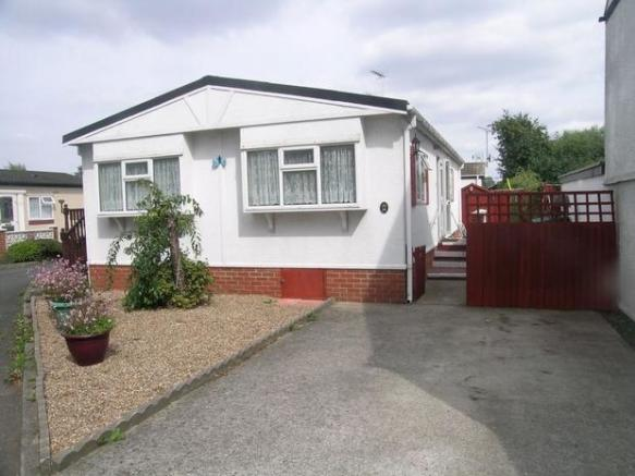 2 Bedroom Mobile Home For Sale In Park Homes Church Road