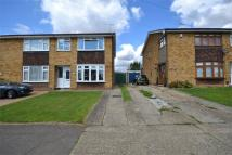 semi detached house in Abbotts Drive...