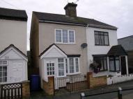 3 bed semi detached property in Southend Road...