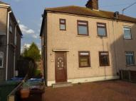 3 bedroom semi detached property in Conrad Road...