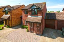 Link Detached House in The Mead, Leybourne