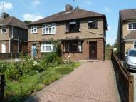 3 bedroom semi detached property for sale in Park Road, Leybourne...