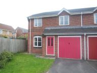 3 bed semi detached property to rent in Mulberry Close, Sleaford
