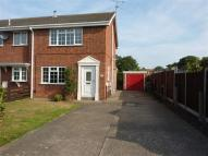 3 bed semi detached house in Park Crescent, Sleaford