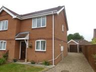 semi detached house in Bellview Road...