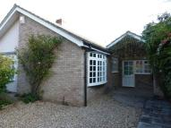 Detached Bungalow in Wesley Close, Sleaford