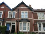 Terraced home to rent in Falmouth Road, Bishopston