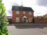 semi detached house in Blackthorn Road...