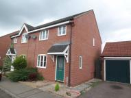 3 bedroom semi detached property for sale in Meadow Brown Way...