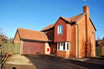 4 bed Detached home for sale in Halse Water, Didcot