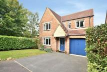 Detached house for sale in St Hildas Close, Didcot