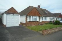 2 bed house to rent in Oak Avenue, Chichester