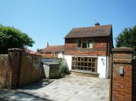 2 bed house in Chapel Lane...