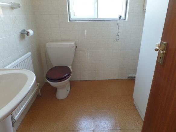 Utility Room/Cloakro