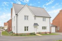 4 bed Detached property for sale in Pennicott Road, Bersted...