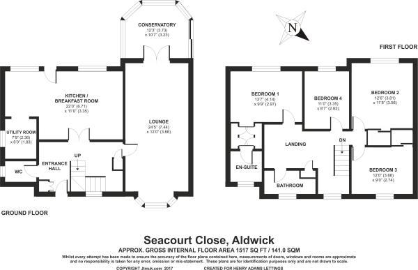 Floor Plan House in