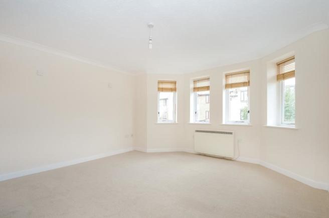 Living Room Flat in