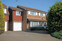Detached house in Flansham Lane, Felpham...