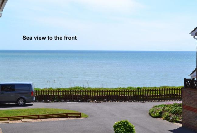 Sea View to front