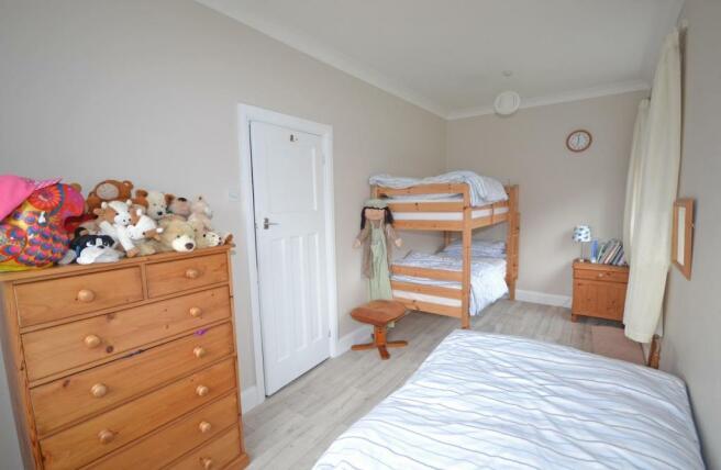 Annexe bedroom/4th b