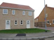 semi detached house to rent in Valentine Close, Manea...