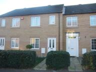 Terraced property in Saddlers Way, Chatteris