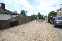 Land for sale in Huntingdon Road...