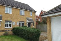 semi detached property to rent in Teachers Close, Manea