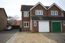 3 bed semi detached home in Gull Way, Chatteris