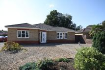 3 bed Detached Bungalow in Aldeby Close, March