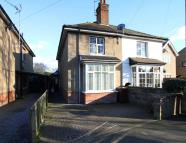 3 bed semi detached house in Wood Street, Chatteris