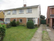 semi detached house in St. Marys Road, Adderbury