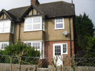 3 bedroom semi detached home in Lower Queens Road...