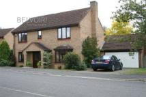 Althorpe Close Detached house to rent
