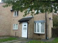 2 bedroom semi detached home to rent in Uldale Way, Gunthorpe...