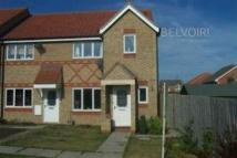 End of Terrace house to rent in Helmsley Court...