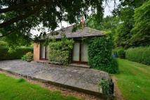 Detached Bungalow to rent in Chauffeurs Cottage...