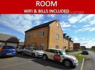 property to rent in Furnished Double Room, Woodward Drive, Peterborough
