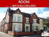 property to rent in Furnished Double Room, The Lindens, Peterborough