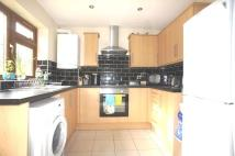 4 bed Terraced house in Kitchener Road, London...