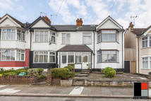 Terraced property in Lennox Gardens, Ilford...