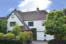 Detached home in New Wokingham Road...