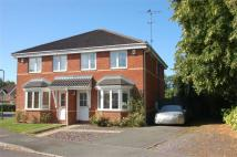 semi detached house to rent in Newfield Way, St. Albans...