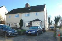 semi detached property in Woodlands Road...