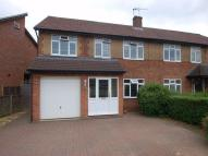 5 bed semi detached property in Chandlers Road...